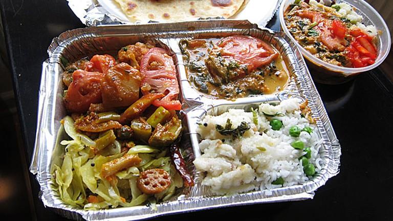 Lunch Buffet Take Out Chennai Garden