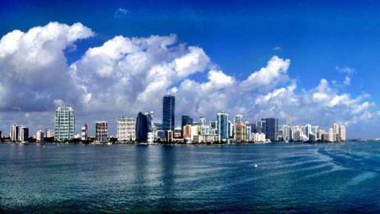 Miami from Rickenbacker