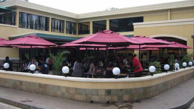 The Nairobi Java House at Junction
