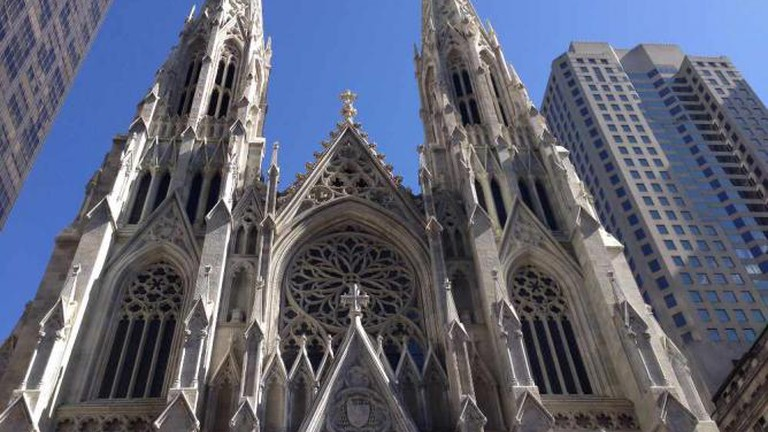 St. Patrick's restored to near new