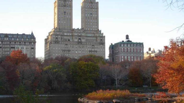 Central Park - The San Remo Building