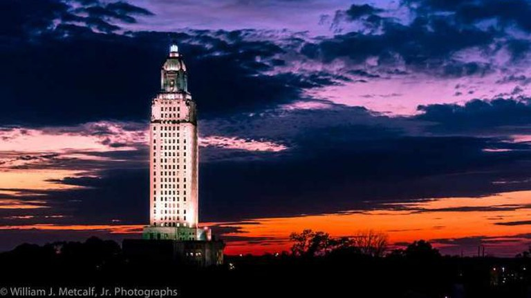 Louisiana New State Capitol - thepipe26