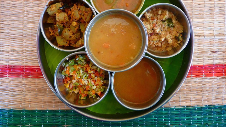 Bhoj is the top restaurant in Aurangabad for thalis, or set meals / Pixabay