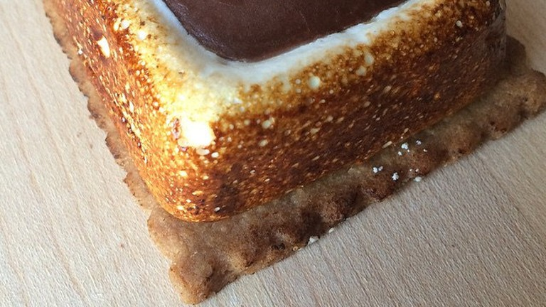 Chocolate s'more