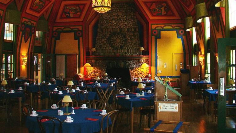 Naniboujou Lodge Restaurant