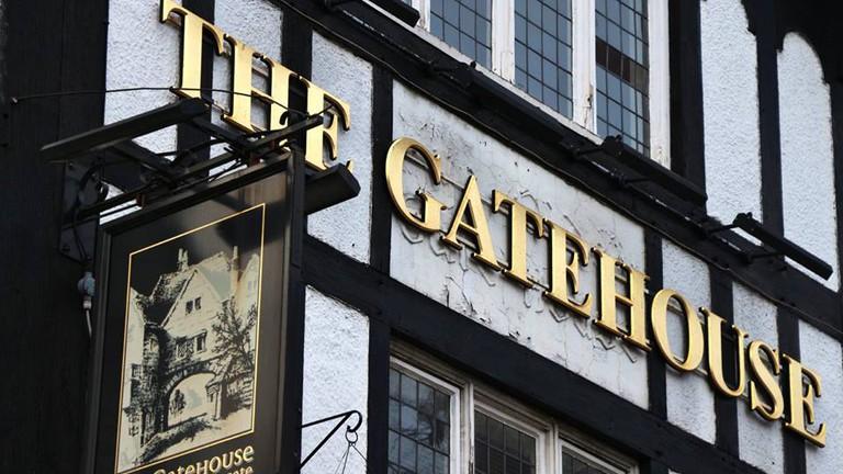 The Gatehouse, pub and theatre