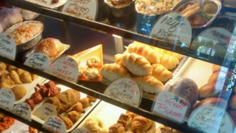 MacCraig food display