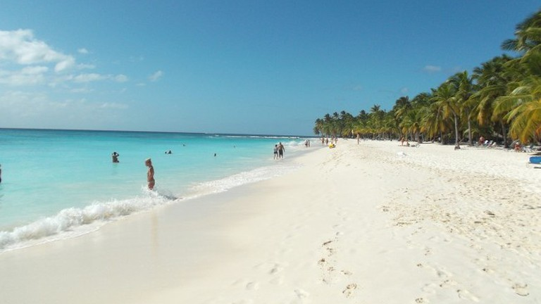Santo Domingo Beach