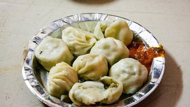 Steamed Momos