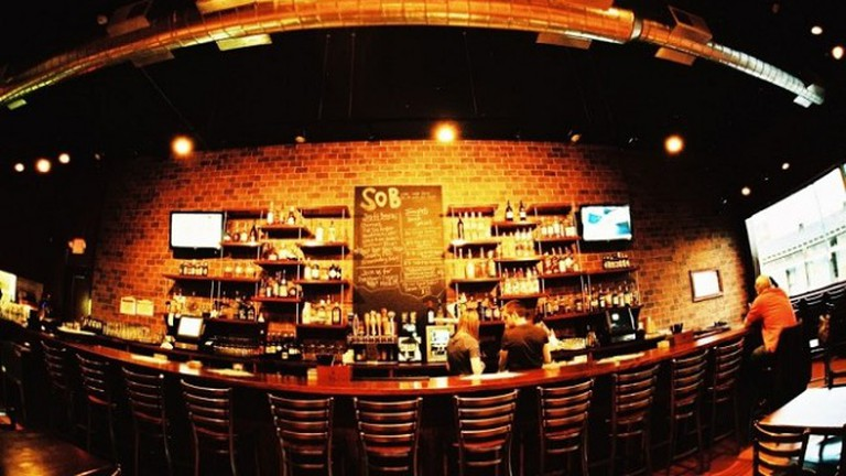 The Bar at South of Beale