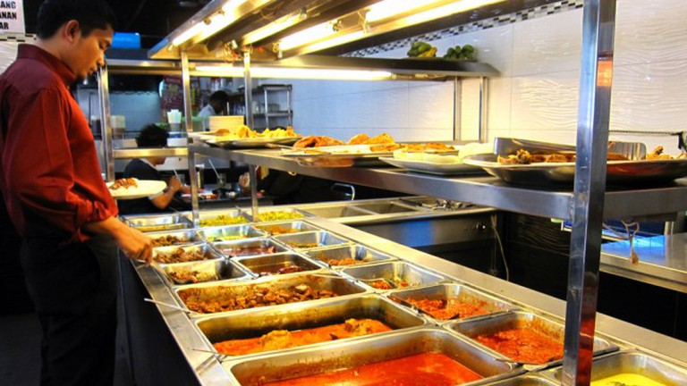 Indian Mix has a High-Quality Indian Buffet