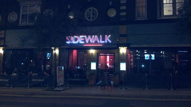 Sidewalk Bar