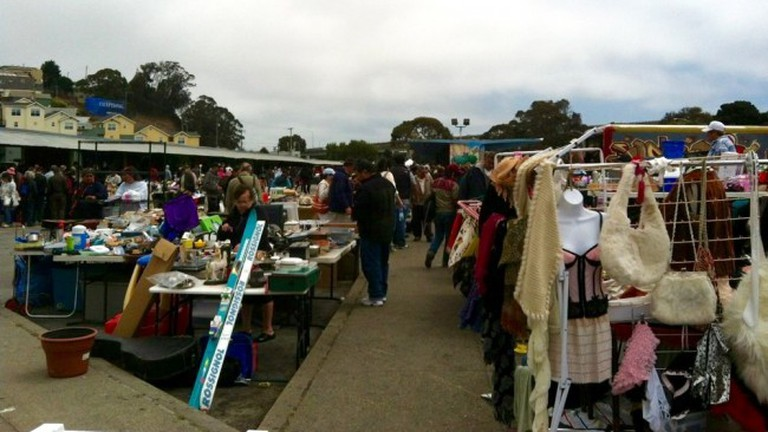 Berkeley Flea Market, Berkeley