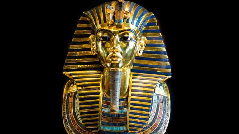 King Tut Burial Mask