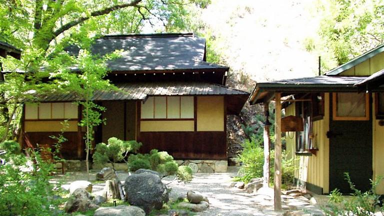 Tassajara Zen Mountain Center