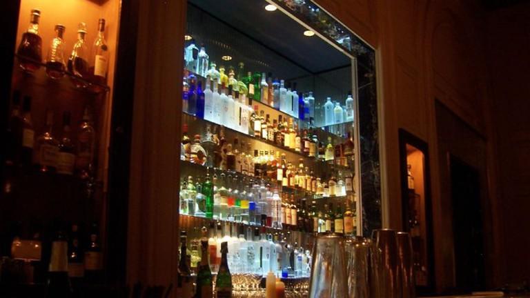 Bar at Michael Mina SF