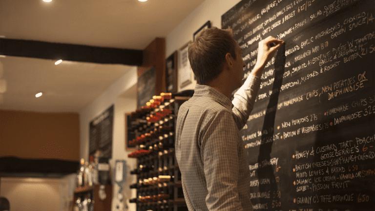 Blackboard Menu being changed by Tom