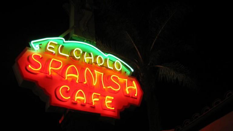 El Cholo - The Original on Western Avenue, Los Angeles