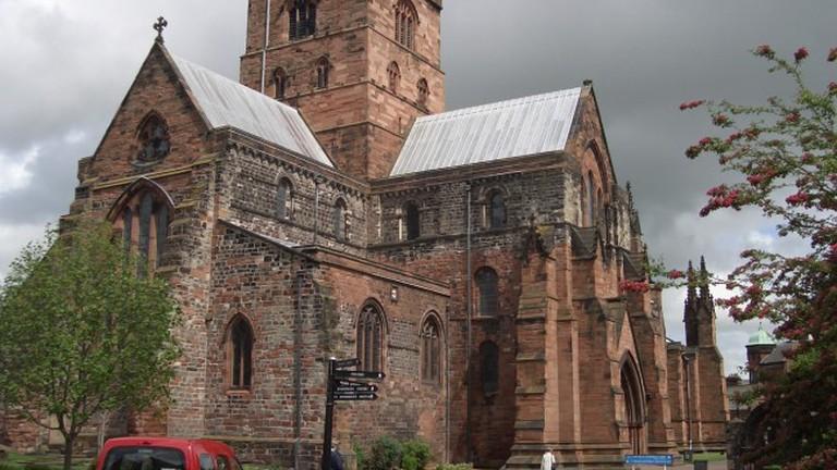 Beautiful Carlisle Castle