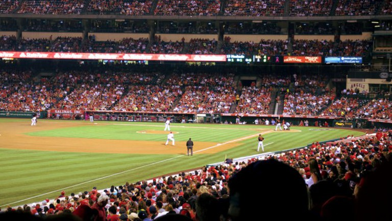 Angel Stadium, Los Angeles