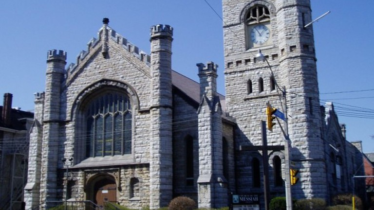 Church of the Messiah, Toronto