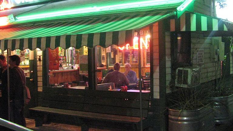 Green Mesquite BBQ, Barton Springs Road