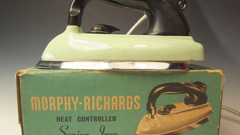 1950's Morphy Richards Iron