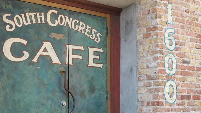 South Congress Cafe, Austin