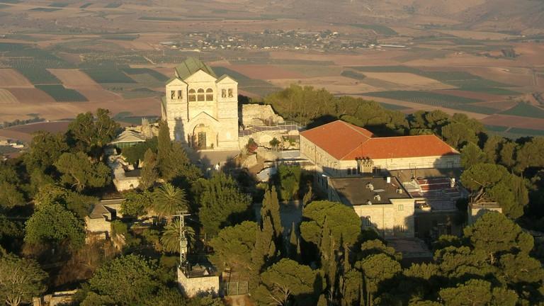 Mount of Transfiguration