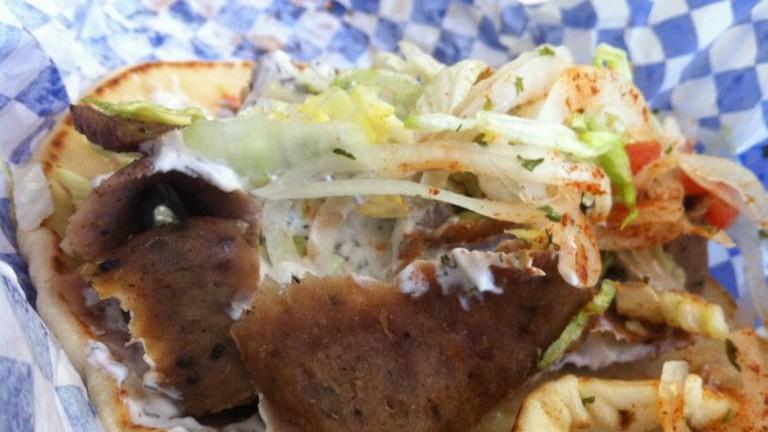 Shawarma Point, 19 E. 7th Street