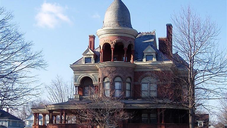 Seiberling Mansion in Kokomo