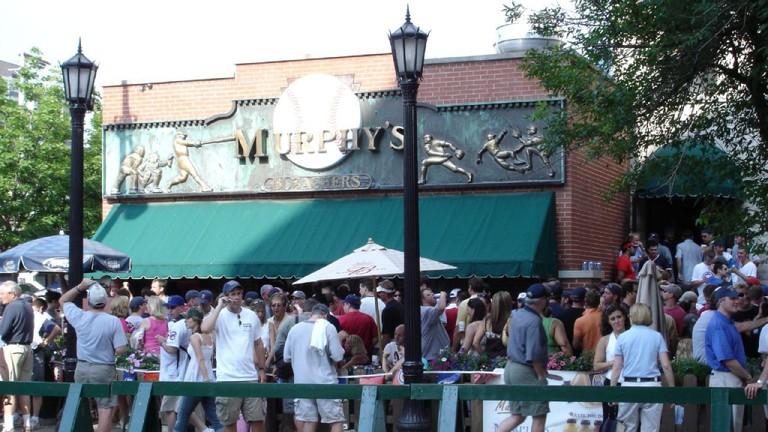 Murphy's Bleachers, Chicago