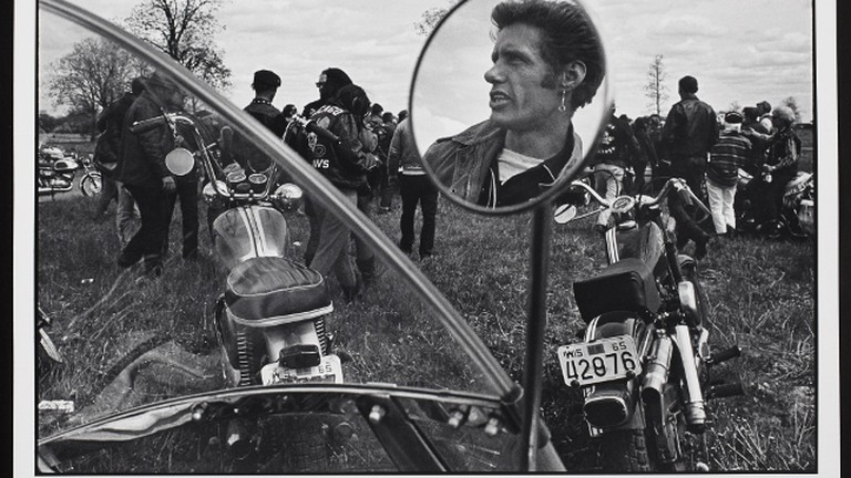 Danny Lyon Cal, Elkhorn, Wisconsin 1966 Gelatin silver print, 40.6 × 50.8 cm Promised gift, James Lahey and Brian Lahey, in honour of our mother Ellen Lahey