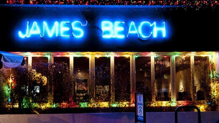 James' Beach