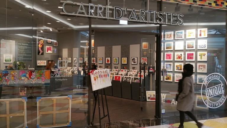 Carré D'Artistes Mall of Berlin