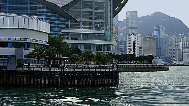 Hong Kong Convention and Exhibition Centre, Wan Chai