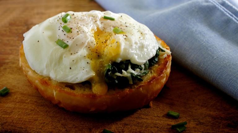 Eggs Florentine/ Eggs Benedict