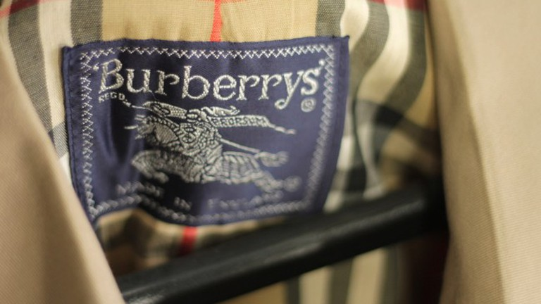Previous Items Have Included a Burberry Trench