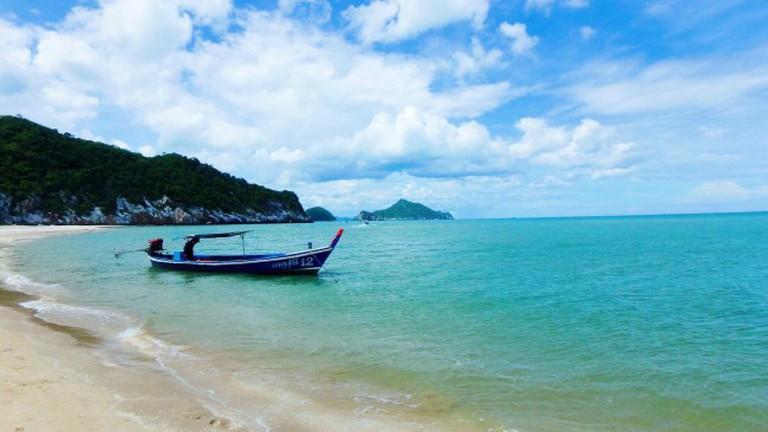 Ocean Views From Khao Sam Roi Yot National Park