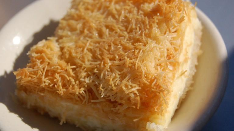 Baklava from Sofra