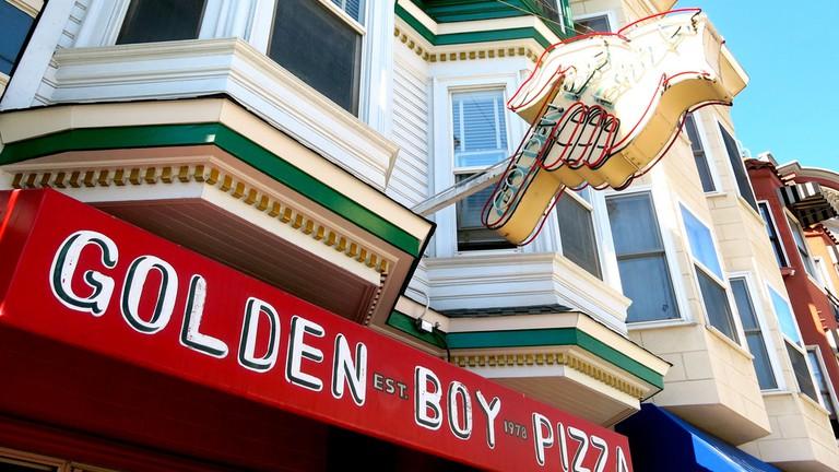 Golden Boy Pizza