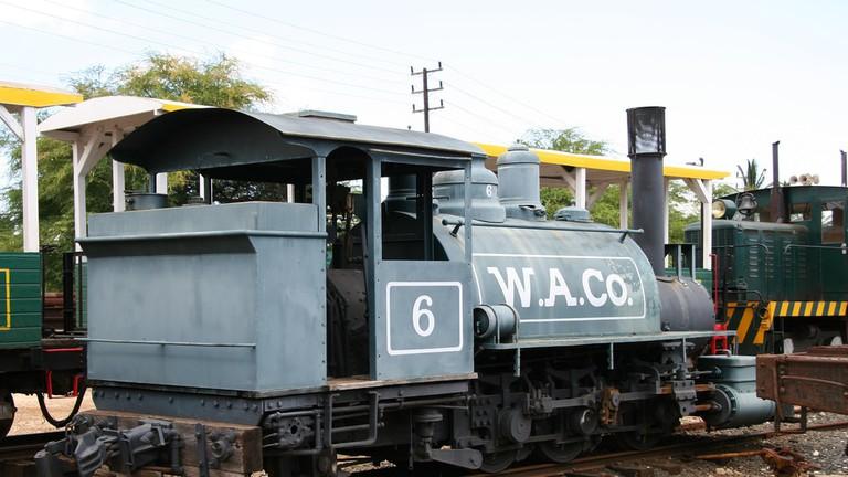 Hawaii Railway Society 'Ewa Train   © Davidd/Flickr