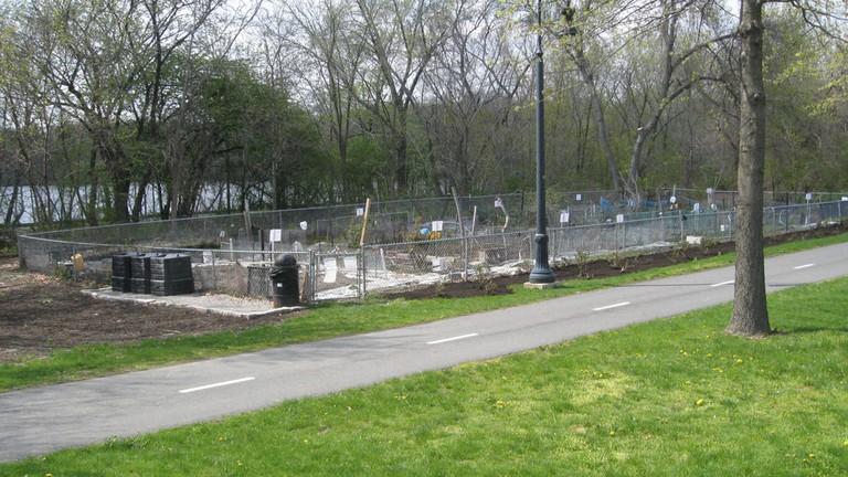 Fresh Pond Reservation boston cycling