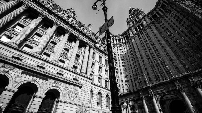 Lower Manhattan Architecture