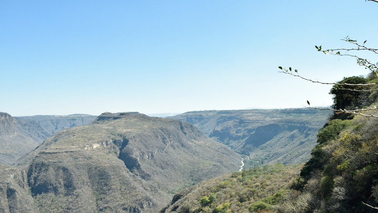 The beautiful views over this Guadalajara natural attraction