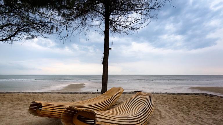 Beach   © Joe deSousa / Flickr