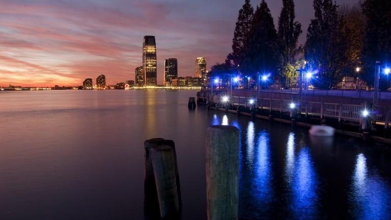 Hudson River Sunset II