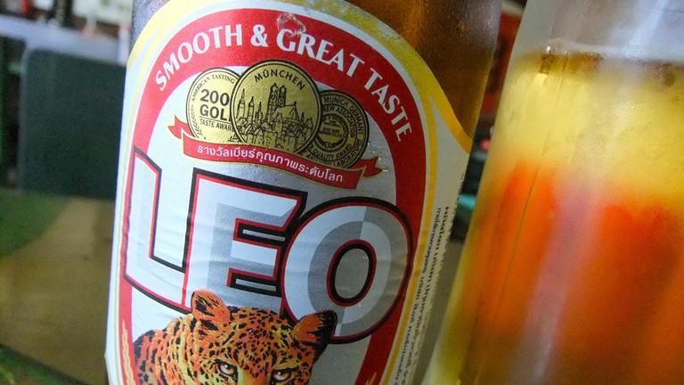 Leo beer, Thailand