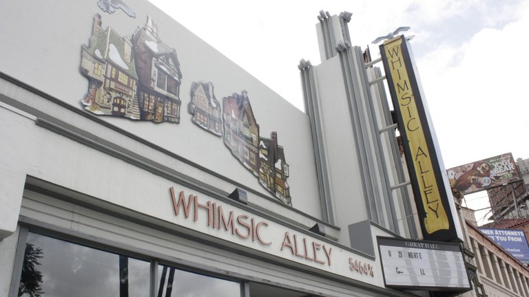 Whimsic Alley, Los Angeles
