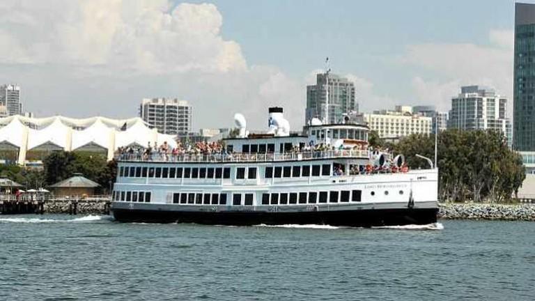 2012 Festival of Sail Tall Ship Parade